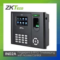 ZKTeco Contactless ID & Fingerprint IN02A-ID Biometrics