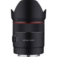Samyang 24mm f/1.8 AF Compact Lens for Sony E