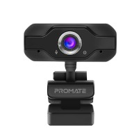 Promate Procam-1 Widescreen Full-HD Webcam With Noise-Reduction Mic