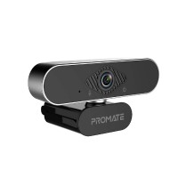 Promate Procam-2 Auto Focus Full-HD Pro Web Cam with Built-In Mic