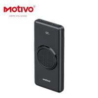 MOTIVO Powerbank H105 Wireless 10000MAH(Black)